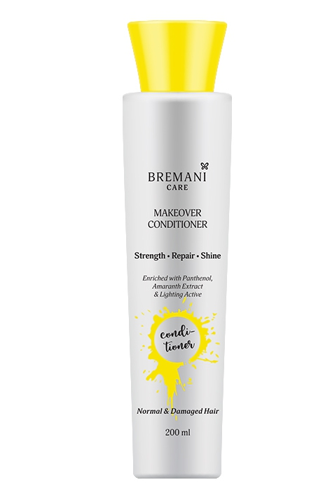 Кондиционер «Перевоплощение волос. Сила, сияние и гладкость» Makeover Conditioner